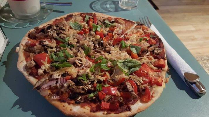 Pizza F