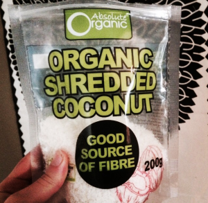 Shredded Coconut