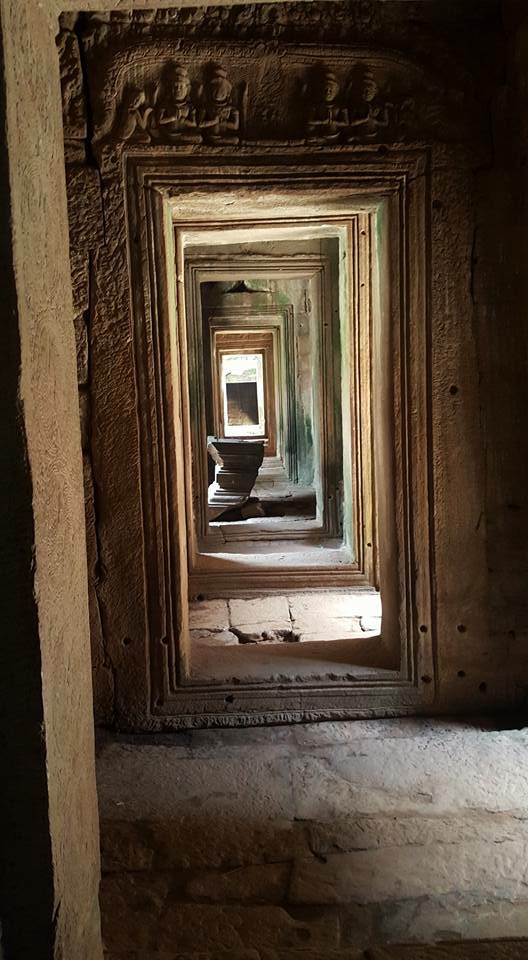 Mirror Hallway