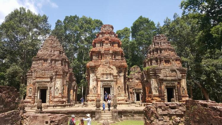 Trio Temples